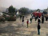 Xã hội - Thanh Hóa: Đã phát hiện 1 thi thể phụ nữ trong vụ cháy tại nhà máy bánh kẹo