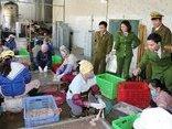 Xã hội - Phát hiện cơ sở kinh doanh chứa 4,3 tấn nội tạng không rõ xuất xứ