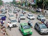 Chính trị - Xã hội - Taxi hoạt động ở Hà Nội sẽ chung màu sơn và tổng đài?