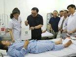 Xã hội - Bí thư Hà Nội kiểm tra điểm nóng sốt xuất huyết