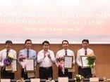 Xã hội - Hà Nội: Bổ nhiệm giám đốc, phó giám đốc mới tại nhiều sở