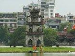 Xã hội - Hà Nội: 'Bất ngờ' tảo xanh sụt giảm, biến mất khỏi Hồ Gươm