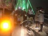 Xã hội - Điều tra vụ xe rác tông 3 thanh niên trên cầu Nhật Tân