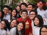 Văn hoá - NSƯT Thành Lộc mong nam sinh THPT cũng được mặc áo dài