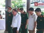 Tin nhanh - Xúc động hình ảnh người dân đến viếng nguyên Thủ tướng Phan Văn Khải tại tư gia