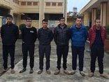 An ninh - Hình sự - Bắt giữ 2 nhóm thanh niên hỗn chiến, thu giữ cả 'kho' vũ khí