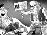 An ninh - Hình sự - Hòa Bình: Bắt ổ nhóm chuyên siết nợ kiểu xã hội đen
