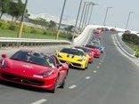 An ninh - Hình sự - CSGT lên tiếng về clip đoàn siêu xe xuyên Việt chạy quá tốc độ trên cao tốc