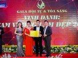 Cộng đồng mạng - Johnny Nam Kiệt đăng quang nam vương ngành làm đẹp 2018