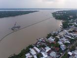 Điểm nóng - Bộ TN&MT đề nghị tạm dừng việc thi công dự án Công viên trái cây tại Tiền Giang