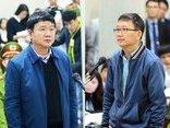 Hồ sơ điều tra -  Bị cáo Đinh La Thăng nghẹn ngào trong phần tự bào chữa, Trịnh Xuân Thanh bật khóc tại tòa