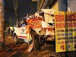 An ninh - Hình sự - Nóng 24H: Tạm giữ tài xế xe đầu kéo cán chết nhân viên taxi Vinasun
