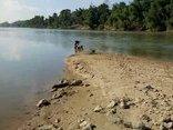 Tin nhanh - Phát hiện thi thể công nhân sau 5 ngày mất tích trên sông