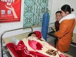 Xã hội - Nghệ An: Nổ điện thoại khi sạc pin, nam sinh bị thương nặng