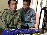 An ninh - Hình sự - Bắt 2 đối tượng mua bán 3kg ma túy đá và 1.867 viên hồng phiến