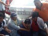 Pháp luật - Bắt Việt kiều Mỹ trộm xe ô tô trước tòa nhà Becamex đem bán