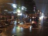 Chính trị - Xã hội - TP.HCM: Xe máy va chạm xe tải, 3 công nhân vừa tan ca tử vong