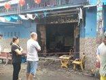 An ninh - Hình sự - Điều tra vụ cháy lớn ở nhà dân,  2 người bị bỏng nặng