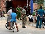 An ninh - Hình sự - Làm rõ vụ một nam công nhân bị máy trộn bê tông đè chết
