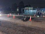 Tin nhanh - Hai xe máy tông trực diện trong đêm, 3 người thương vong