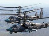 """Thế giới - [Video] Loạt """"cá sấu"""" Ka-52 Nga xuất kích từ Deir ez-Zor tung đòn diệt IS"""