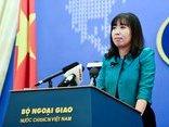Tiêu điểm - Bộ Ngoại giao nói về khả năng tàu sân bay Mỹ thăm Việt Nam