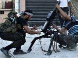 Quân sự - Syria: Phiến quân tung đòn trả thù, nã tên lửa, súng cối vào sân bay Damascus
