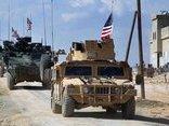 Quân sự - Bí hiểm việc lực lượng Chính phủ Syria tích tụ quân sự gần vị trí lính Mỹ đóng quân