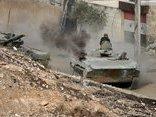 Quân sự - Quân Syria giành thêm các thành trì của phiến quân ở Đông Ghouta