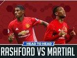 Thể thao - Stoke - Man Utd: Rashford hay Martial phải 'hy sinh'?