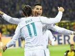 Thể thao - Dortmund 1-3 Real: Ronaldo ghi cú đúp nhưng Bale là người 'sáng' nhất