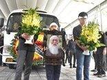 Xã hội - Nghẹn ngào xúc động lễ tang nhà giáo Văn Như Cương