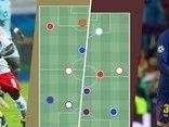 Bóng đá Quốc tế - Đội hình xuất sắc nhất Champions League lượt trận thứ 3