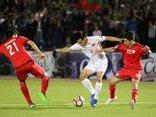 Bóng đá Việt Nam - Chưa đối đầu, HLV ĐT Việt Nam và Afghanistan đã đấu trí