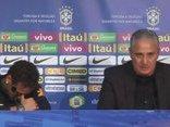 Bóng đá Quốc tế - Clip: Neymar bật khóc giữa phòng họp báo khi nhắc về PSG