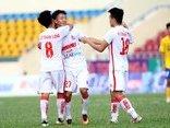 Bóng đá Việt Nam - Clip: U21 HAGL thắng đậm U21 Huế, đặt một chân vào bán kết