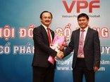 Bóng đá Việt Nam - Tân Chủ tịch VPF vừa nhậm chức đã phải lo kiếm tiền