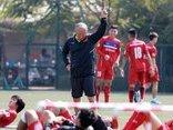 Bóng đá Việt Nam - Tuyển thủ U23 Việt Nam méo mặt trước những bài tập lạ