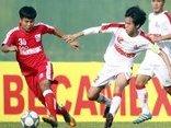 Bóng đá Việt Nam - Trực tiếp Chung kết U21 Quốc gia: HAGL - Viettel (17h-7/12)