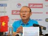 Bóng đá Việt Nam - HLV Park Hang-seo: 'Có thể U23 Việt Nam sẽ không chơi 100% sức'