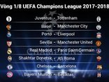 Bóng đá Quốc tế - Vòng 1/8 Champions League: Thành Manchester mở hội, Conte 'bạc đầu'