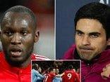 Bóng đá Quốc tế -  Thực hư vụ Lukaku ném Arteta bể đầu