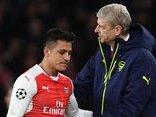 Bóng đá Quốc tế - Sanchez tỏa sáng, nội bộ Arsenal chia rẽ còn Wenger thì lảng tránh