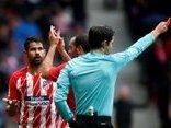 Bóng đá Quốc tế - Clip: Tình huống ghi bàn và nhận thẻ đỏ lãng xẹt của Diego Costa