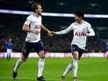 Bóng đá Quốc tế - Lập cú đúp, Harry Kane vĩ đại nhất Tottenham ở tuổi 24