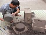 Mới- nóng - Clip: 20 năm gắn bó với nghề đúc nồi thủ công từ phế liệu