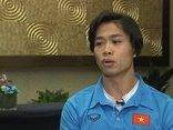 Bóng đá Việt Nam - Công Phượng: Tôi hạnh phúc và không thể tin được... [CLIP]