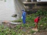 An ninh - Hình sự - Bắc Giang: Kết quả điều tra ban đầu vụ thi thể trôi sông trong tư thế bị trói