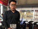 An ninh - Hình sự - Bắt quản lý nhà hàng trộm xe của khách ở trung tâm thương mại