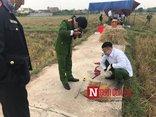 An ninh - Hình sự - Nam Định: Đã có người đến nhận thi thể cô gái dưới cống nước